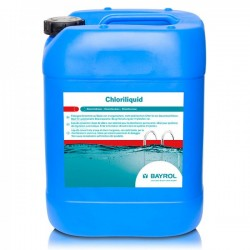 Chlorliquide 25kg -...