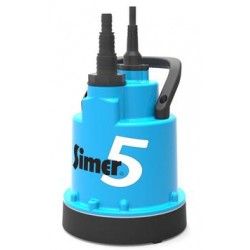 Simer 5 - Flachsaugpumpe