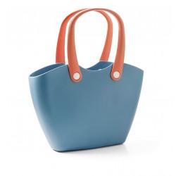 "Summerbag ""LIVING"" - capriblau"