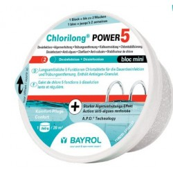 Chlorilong Power5 Bloc Mini...